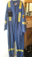 Clean used Fire resistant coveralls  $20 a pair