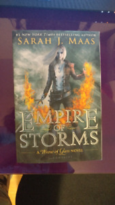 Throne of glass series book #5