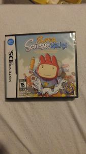 Super Scribblenauts (DS)
