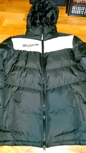 MENS NEW WINTER JACKET COAT SIZE 2XL