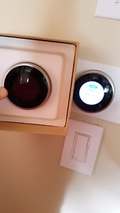 Nest Smart wifi Thermostat 2nd generation most reliable