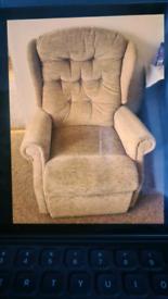 Electric Rising Armchair