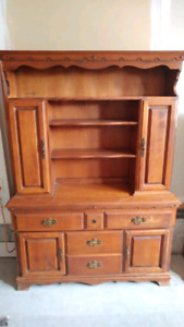 Country Style Hutch