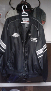 Screaming eagle racing jacket xl