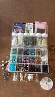 Large lot of beads