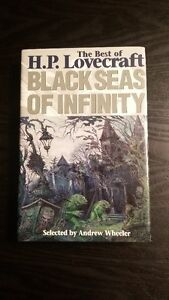 Black Seas of Infinity - The Best of H.P. Lovecraft