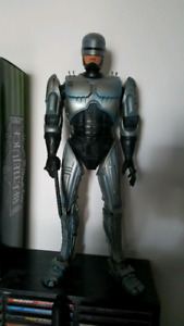 """Neca 18"""" Robocop figure with motion activated sound"""
