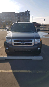 09 Ford Escape