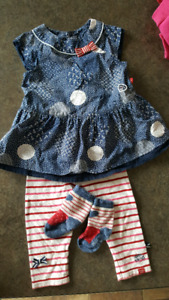Vêtements SOURIS Mini bébé fille