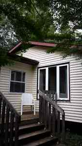 Year round  cottage   winterized   think about fall weekends