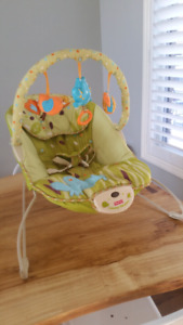 Fisher price calming vibrations baby seat