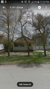 Fixer upper on double lot