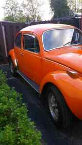 Vw super beetle 1971