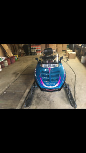Polaris XLT Indy touring 2 up seat 1998 3 cylinder