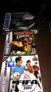 GAME BOY ADVANCE SP + DONKY KONG COUNTRY