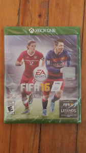 Xbox one fifa 16 never opened