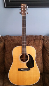 Looking to trade Martin D28