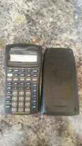 Scientific Calculator BA II