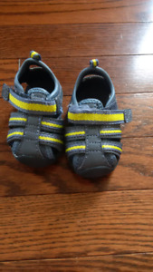baby sandals size 1