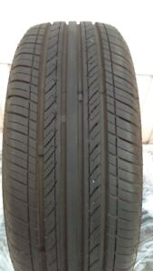 8 tires 205-55-R16 for a Toyota 4 summer & 4 winter