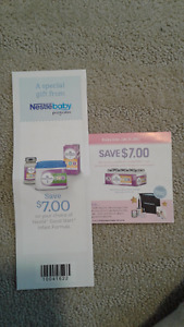 $14 worth of Nestle GoodStart coupons