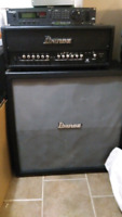 Guitar cab and head