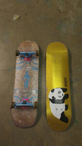 Girl Complete Skateboard with enjoi feck included