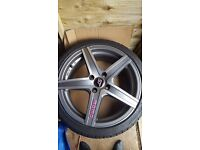 Momo alloys wheels