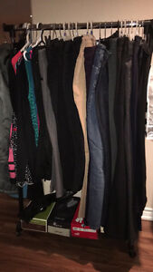 Ladies mostly Office Wardrobe sizes XL, 16-18