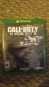 Call of duty ghost xbox one Kingston Kingston Area image 1
