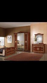 100% italian bedroom