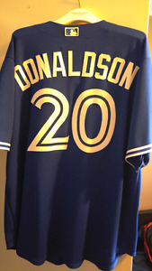 Josh Donaldson jersey authentic with tags