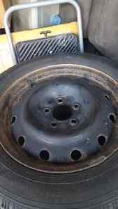 4 Winter tires and rims $450obo