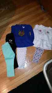 Baby girls size 24 months 2 t