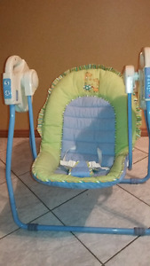 BABY SWING FOR ONLY $30