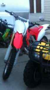 For sale or trade 2013 Honda Crf250R
