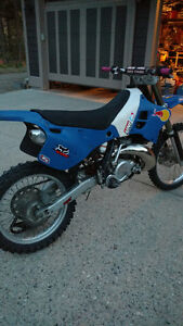 Great condition 2 stroke enduro