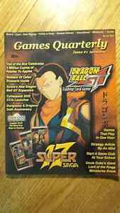 Games Quarterly magazine Issue # 1 Spring 2004 London Ontario image 1