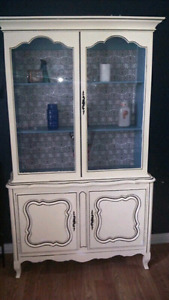 CUTE PAINTED CABINET