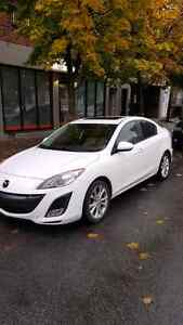 Mazda 3 gt sedan 2011 tiptronic,automatic
