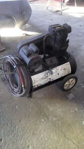 For sale 4.5hp air compressor