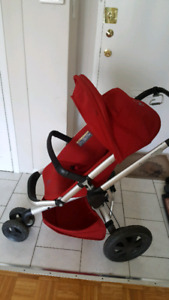 Quinny buzz extra stroller with maxi cossi car seat