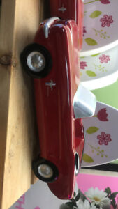 Collectable Ford Mustang car