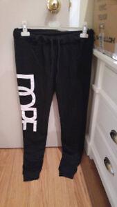 Pantalon / jogging noir