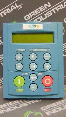 Used Parker Drive Operator Interface Keypad 6901-00