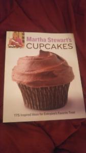Martha stewart cupcake book