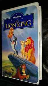 Disney VHS Classic Edition The Lion King