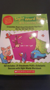 Scholastic Sight Word Tales book set