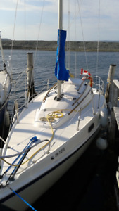 Fully Fitted Tanzer 26