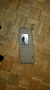 BMW 3 series e46 sun visor
